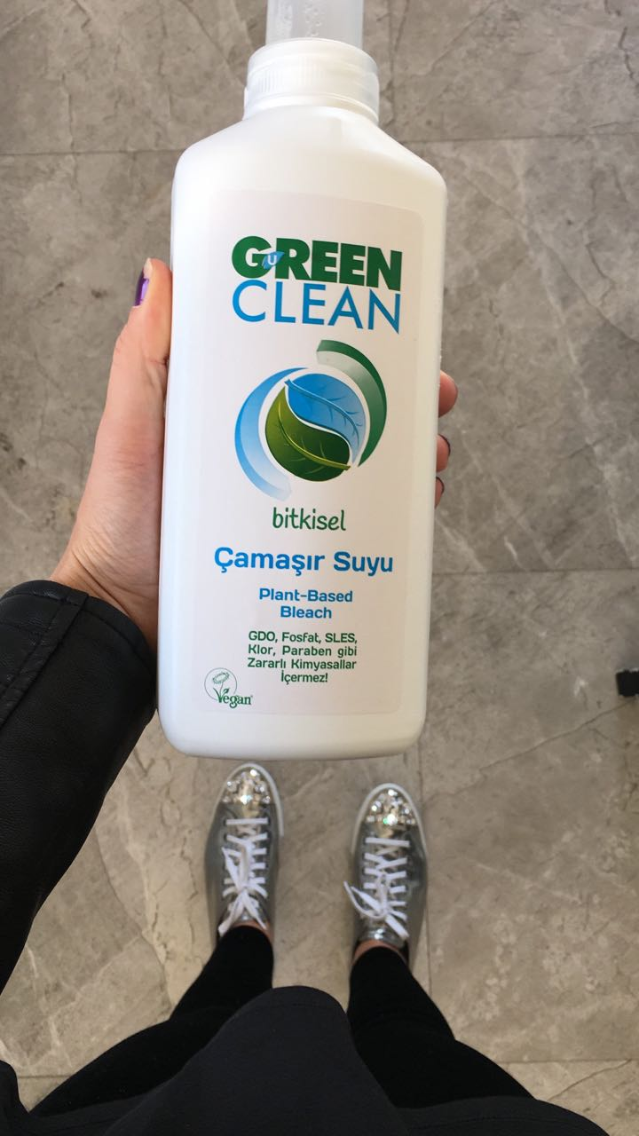 Evde organik çamaşır suyu nasıl yapılır